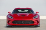 2017 Dodge Viper GTC in Adrenaline Red - Static Frontal View