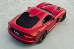 2017 Dodge Viper GTC in Adrenaline Red - Static Rear Right Three-quarter Top View