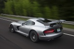 2017 Dodge Viper GTC in Billet Silver Metallic Clearcoar - Driving Orientation View