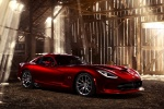 2017 Dodge Viper GTS in Adrenaline Red - Static Front Right Three-quarter View