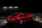 2017 Dodge Viper GTS in Adrenaline Red - Static Rear Right Three-quarter View