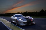 2017 Dodge Viper ACR in Billet Silver Metallic Clearcoar - Static Front Right View