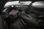 2017 Dodge Viper ACR Interior