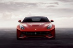 2013 Ferrari F12berlinetta in Rosso Scuderia - Static Frontal View