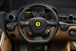 2013 Ferrari F12berlinetta Cockpit in Beige