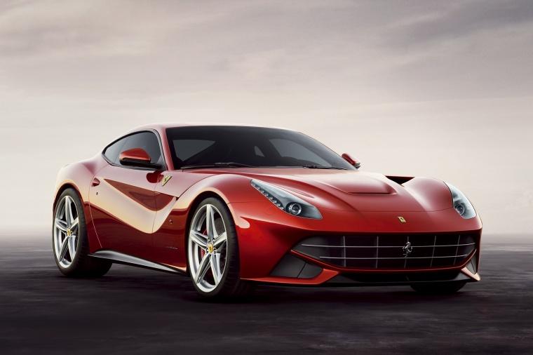 2015 Ferrari F12berlinetta Picture