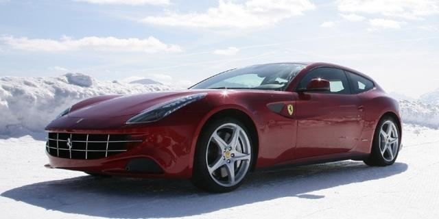 2014 Ferrari FF Pictures