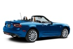 2017 Fiat 124 Spider - Static Rear Right Three-quarter View
