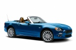 2017 Fiat 124 Spider - Static Front Right Three-quarter View