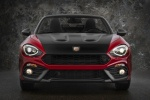 2017 Fiat 124 Spider Abarth in Rosso Red - Static Frontal View