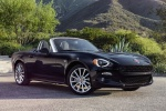 Picture of 2018 Fiat 124 Spider in Nero Cinema Jet Black
