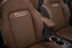 Picture of 2016 Fiat 500X Front Seats
