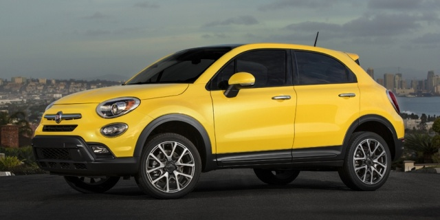 2016 Fiat 500X Pictures