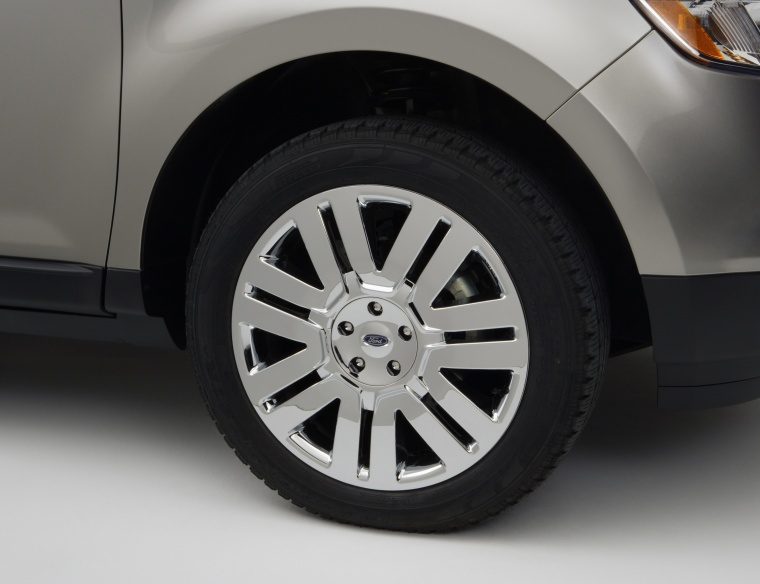 2010 Ford Edge Limited Rim Picture