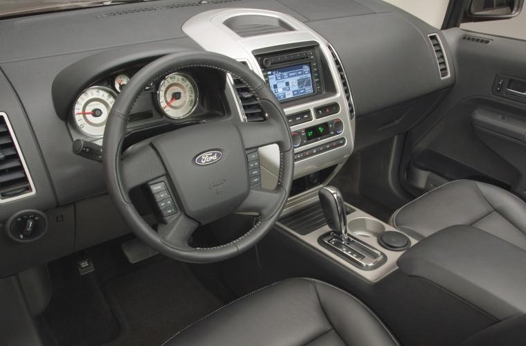 2010 Ford Edge Interior Picture