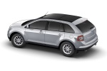 Picture of 2010 Ford Edge in Ingot Silver Metallic