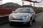 Picture of 2010 Ford Edge SEL in Ingot Silver Metallic