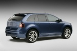 Picture of 2010 Ford Edge Sport in Sport Blue Metallic