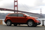 Picture of 2010 Ford Edge SEL in Red Candy Metallic