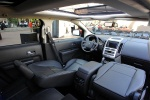 Picture of 2010 Ford Edge Interior in Charcoal Black