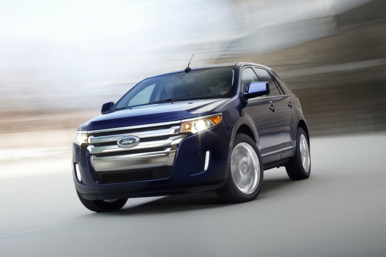Ford Edge Limited Picture