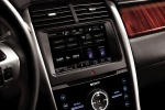 Picture of 2011 Ford Edge Limited Dashboard Screen