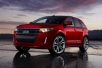 Picture of 2011 Ford Edge Sport in Red Candy Metallic Tinted Clearcoat