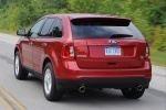 Picture of 2011 Ford Edge SEL in Red Candy Metallic Tinted Clearcoat