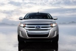 2012 Ford Edge Limited in Ingot Silver Metallic - Static Frontal View
