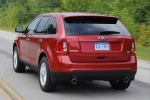 Picture of 2012 Ford Edge SEL in Red Candy Metallic Tinted Clearcoat