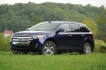 Picture of 2012 Ford Edge SEL in Dark Blue Pearl Metallic
