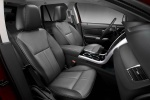 Picture of 2013 Ford Edge Sport Front Seats