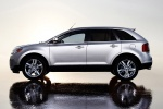 2013 Ford Edge Limited in Ingot Silver Metallic - Static Side View