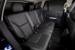 Picture of 2014 Ford Edge Limited Rear Seats