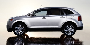 2014 Ford Edge Pictures