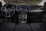 Picture of 2015 Ford Edge Titanium Cockpit in Ebony