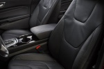 Picture of 2015 Ford Edge Titanium Front Seats in Ebony