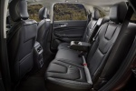 Picture of 2015 Ford Edge Titanium Rear Seats in Ebony
