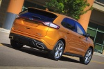 Picture of 2015 Ford Edge Sport in Electric Spice Metallic