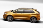 2016 Ford Edge Sport in Electric Spice Metallic - Static Side View