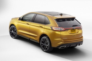 2017 Ford  Edge Picture