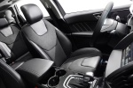 2017 Ford Edge Sport Front Seats