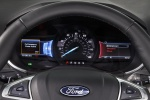 2017 Ford Edge Titanium Gauges