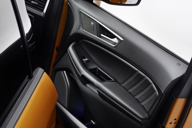 2018 Ford Edge Sport Door Panel Picture