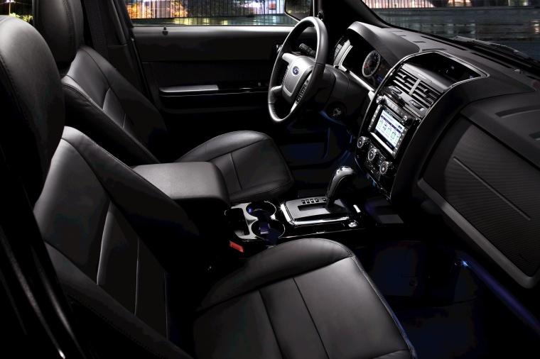 2011 Ford Escape Interior Picture