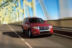 Picture of 2011 Ford Escape in Sangria Red Metallic