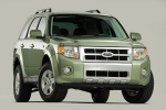 2011 Ford Escape Hybrid in Kiwi Green Metallic - Static Front Right View