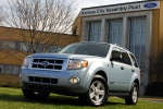 Picture of 2011 Ford Escape in Ingot Silver Metallic