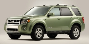 2011 Ford Escape Pictures