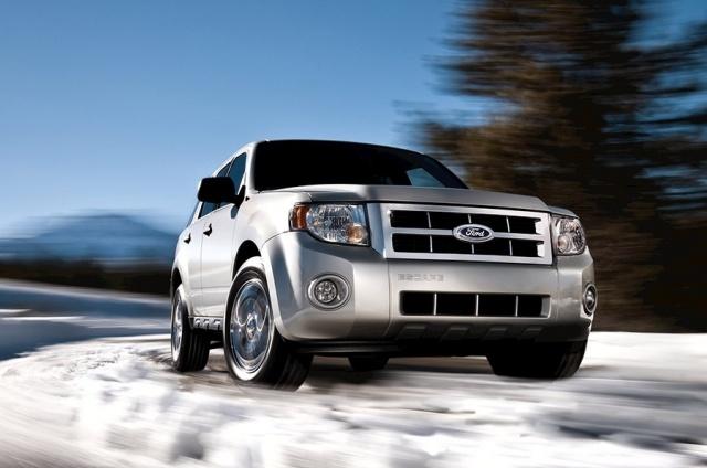 2012 Ford  Escape Picture